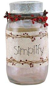 Simplify Votive Jar - CWG26254