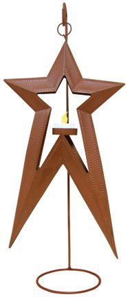 Star Tealight Holder - CWGM0411R