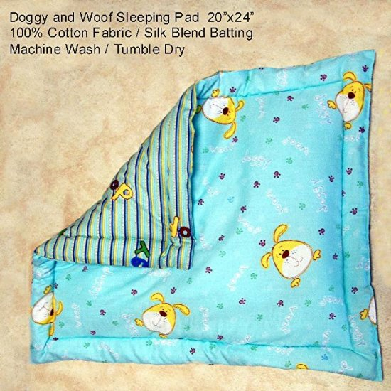Doggy & Woof Pet Sleeping Pad - BTdwp