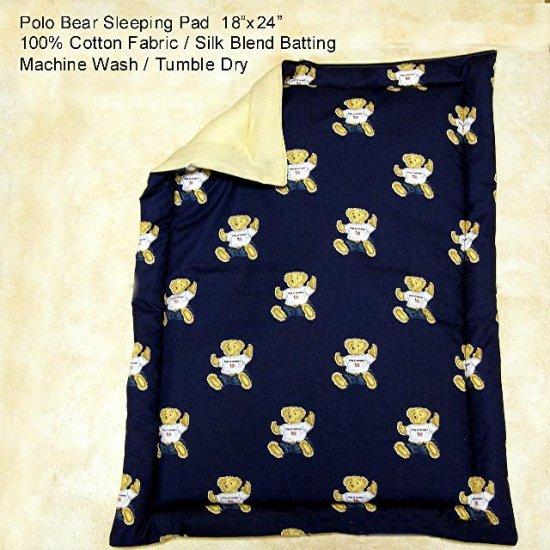 Polo Bear Pet Sleeping Pad - BTpbp