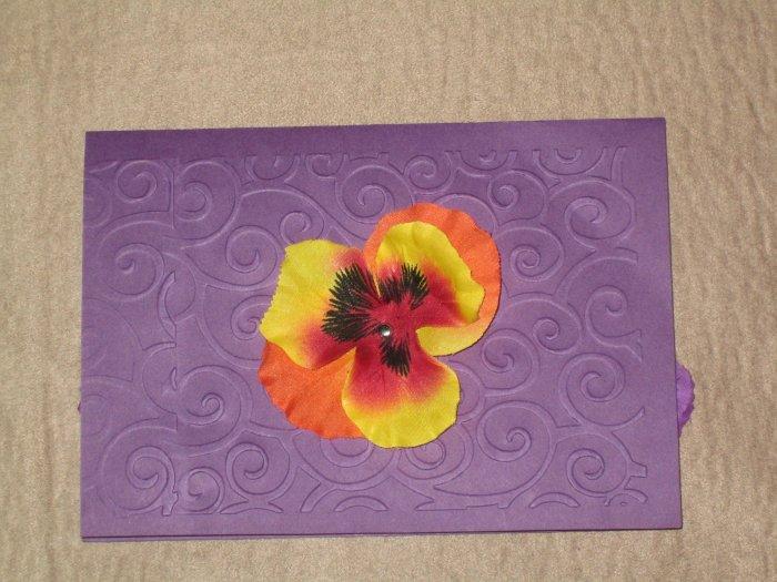 Friendship Greeting Card - CTfs