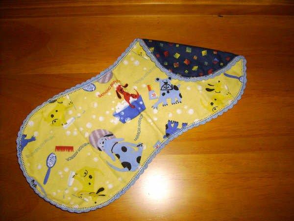 Baby Burp Rags - TLbb