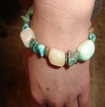 SALE! Turquoise Bracelet - CGtb