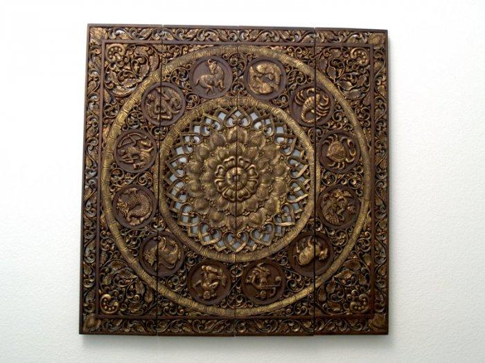 Lotus Carving - MElc