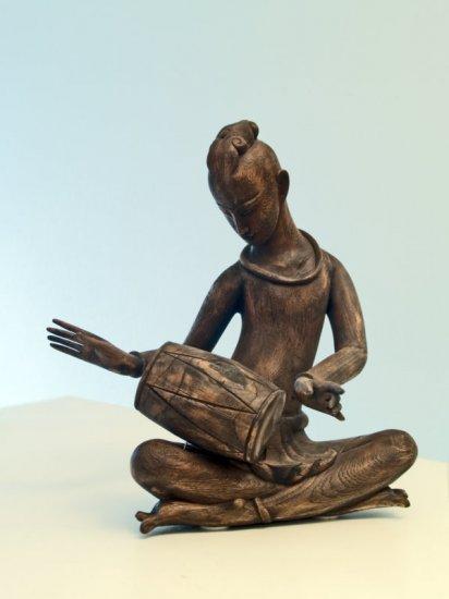 Drummer Sculpture - MEds