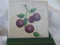 Cherry Tile - Large - PJctx