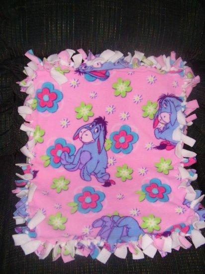 Eeyore Fleece Baby Blanket - BTee