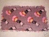 Strawberry Shortcake Fleece Blanket - BTss