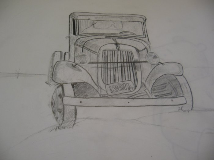 Old Truck - KFot