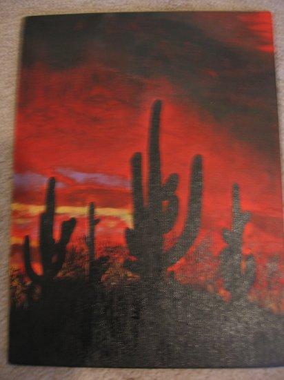 Desert Sunset - KFds
