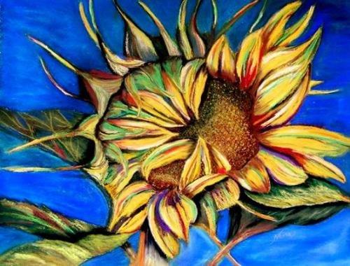 Sunflower Print - NWsp