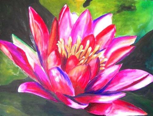 Waterlily Print - NWppp