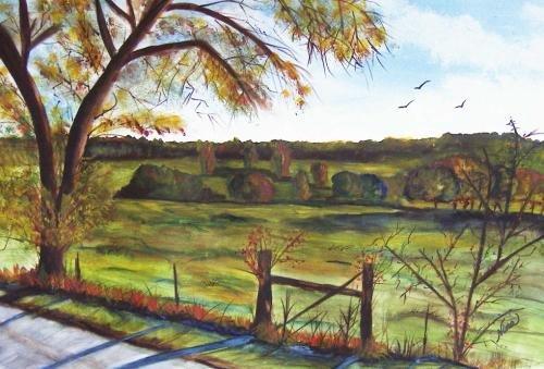 Countryside Print - NWcp