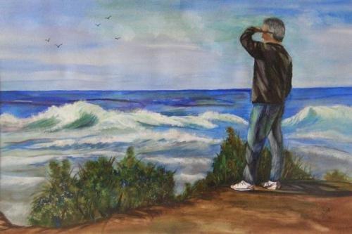 Ocean View Print - NWovp