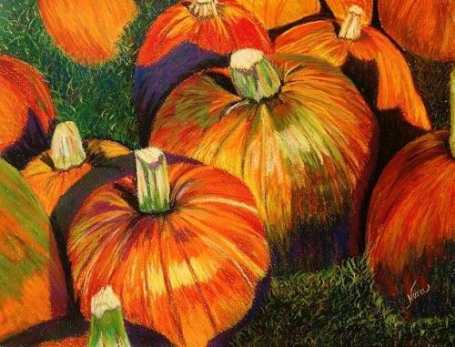 Pumpkin Patch Print - NWppp