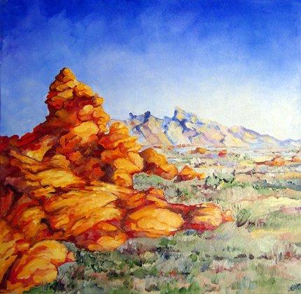 Red Rock Canyon - RRrc