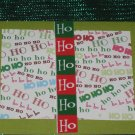 Ho Ho Ho Holiday Greeting Card - CTho