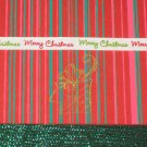 Red Holiday Greeting Card - CTre