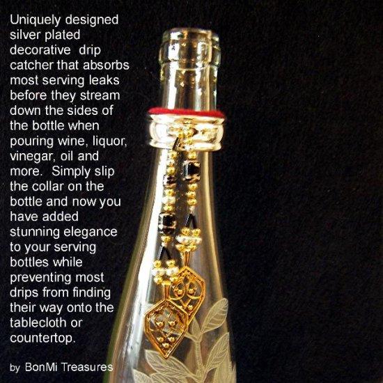 Bottle Drip Catchers - BTdc