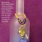 Decorative Bottle Necklace - BTbn