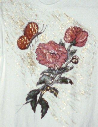 Rose & Butterfly - DDrb