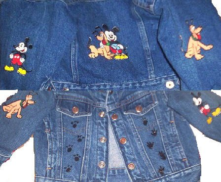 Mickey & Pluto Jacket - DDmp