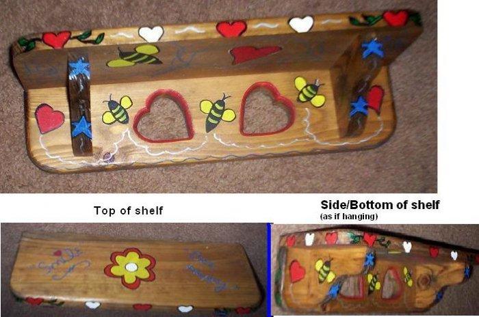 Bee Happy Shelf - DDbe