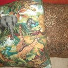 African Print Pillow Set - CGaf