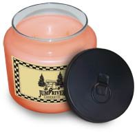 Jingleberry Soy Candle 16 oz. - FHjis6