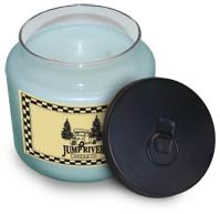 Ocean Mist Soy Candle 16 oz. - FHoms6