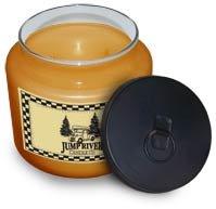 Sandalwood Soy Candle 16 oz. - FHsas6