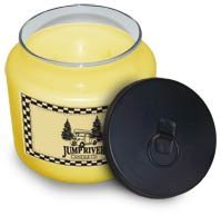 Spicy Pear Soy Candle 16 oz. - FHsps6