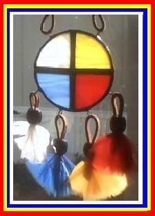 Native American Medicine Wheel - SGmw