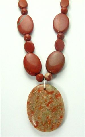Heart of Stone Necklace - UEhs