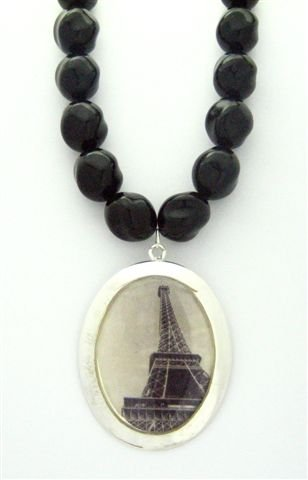 Love In Paris Necklace - UElp