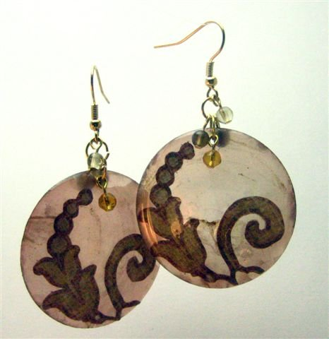 Natural Chic Earrings - UEnc