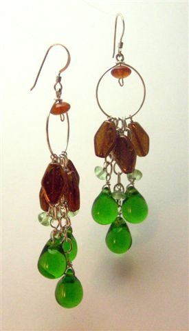 Raindrop Earrings - UErd