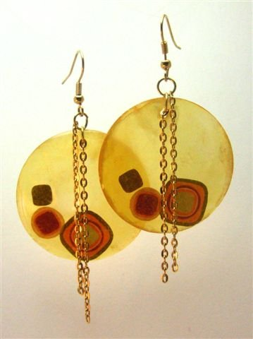 Shabby Chic Earrings - UEsh