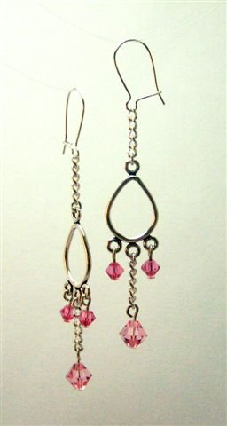 Belle Of The Ball Earrings - UEbb