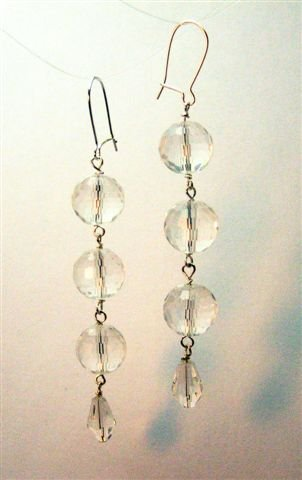 Crystal Dream Earrings - UEcd
