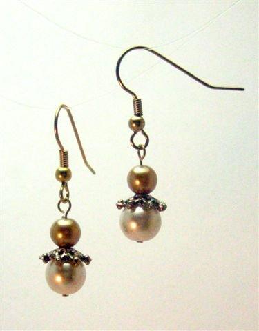 Fancy Granny Earrings - UEfg