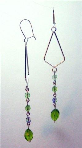 Green With Envy Earrings - UEge