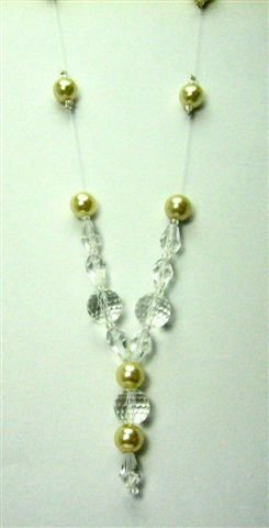 Pearls and Ice Necklace - UEpi