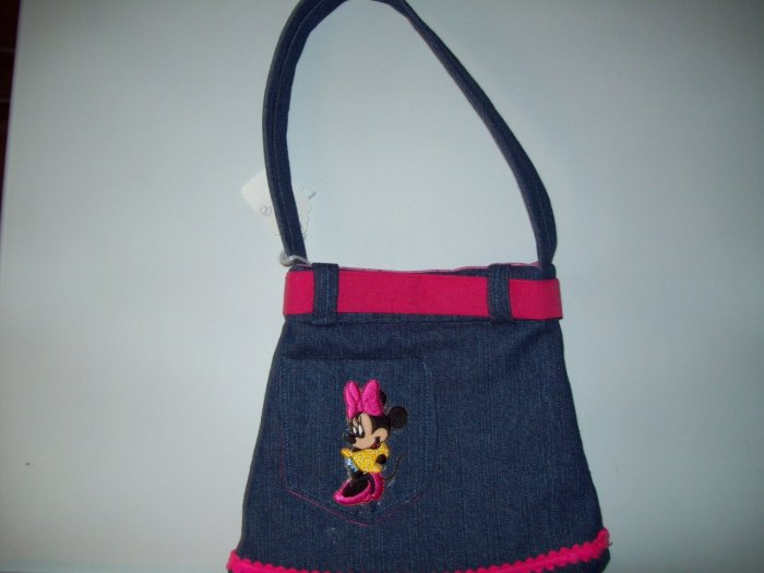 Minnie Mouse Purse - PPmm