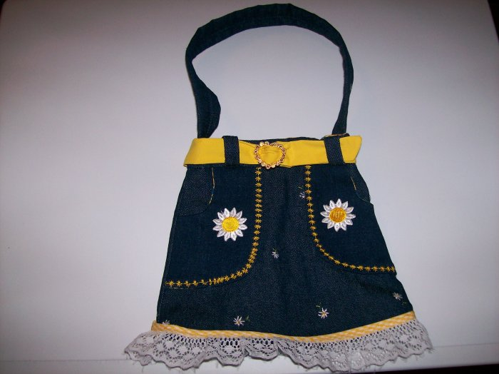 Sunflower Purse - PPsu