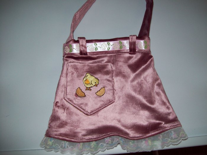 Pink Easter Purse - PPea