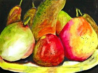 Bowl of Pears - NWbo