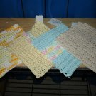 Crocheted Dish Cloths- KSdc