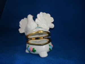Dove Trinket Box - KStb