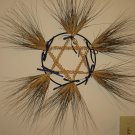 Star of David Wheat Weaving - EEsd